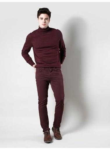 Colin's Pantolon | Normal Bel Slim Mürdüm